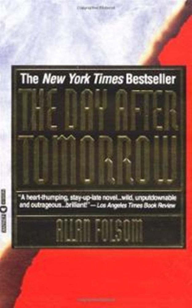 Allan Folsom: The Day after Tomorrow (angol)